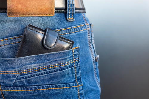 Gdzie nosić portfel i telefon?